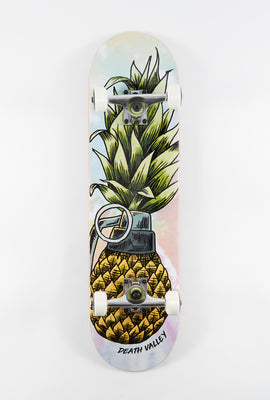 Death Valley Pineapple Grenade Skateboard 8