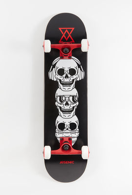 Skateboard Arsenic See No Evil 7.75