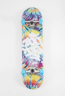 Zoo York Tie Dye Skateboard 7.75