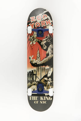 Zoo York King of NYC Skateboard 7.75