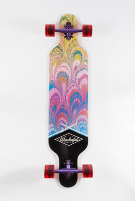 Wonderful Peacock Longboard 39