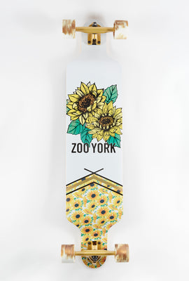 Zoo York Sunflower Longboard 41