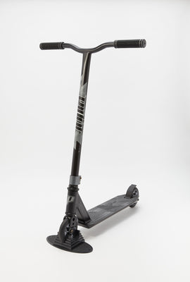 Pivot X Ride S Grey & Black Scooter