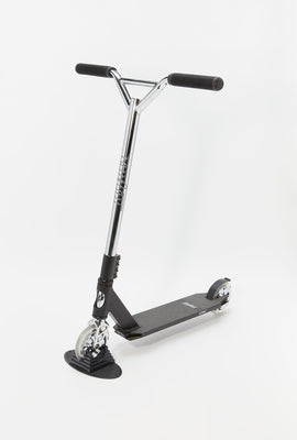 Pivot X-Park S Black and Silver Scooter