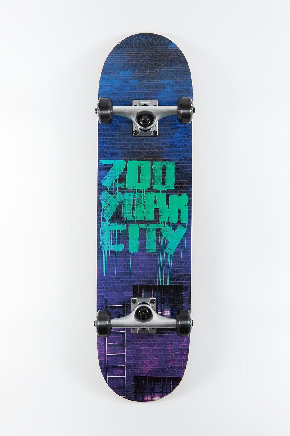 Skateboard Zoo York Spray Drip 8
