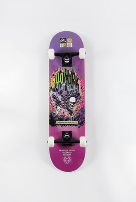 Skateboard Bande Dessinée Zoo York 7.75