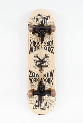 Zoo York Golden City Skateboard 8