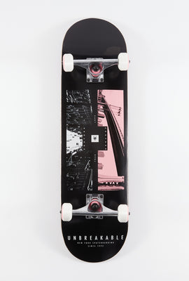 Zoo York Cityscape Skateboard 8.25