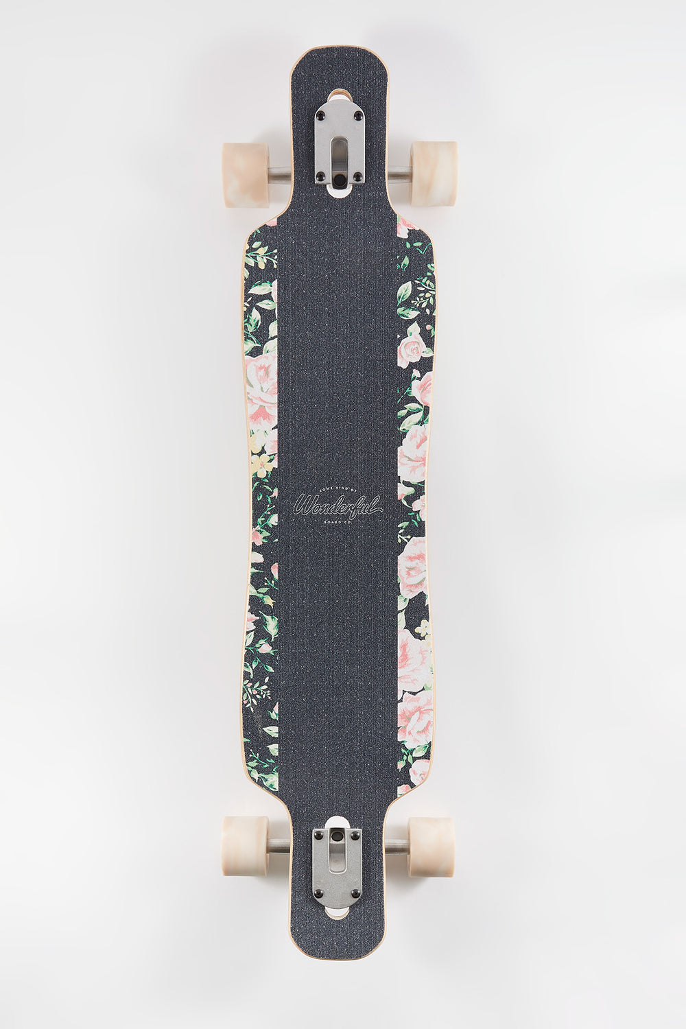 Wonderful Floral Paradise Longboard 39