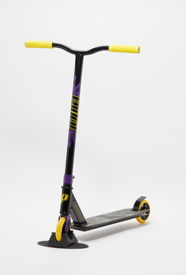Pivot X-Ride-F Black & Lime Green Scooter