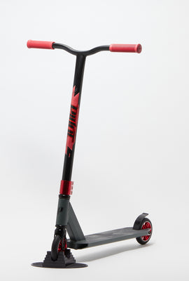 Pivot X-Ride F Grey and Red Scooter