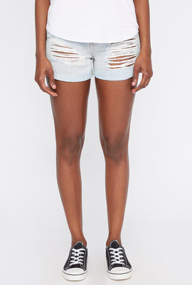 Zoo York Womens Mom Cut Shorts