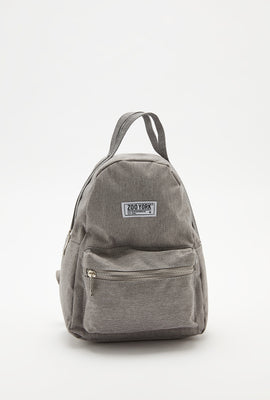 Zoo York Grey Mini Backpack