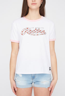 Young & Reckless Womens Fruit Logo T-Shirt