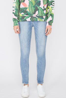 Zoo York Womens High Rise Jeans
