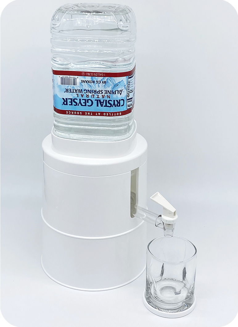 1-GALLON DISPENSER