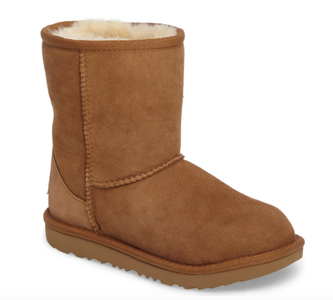 UGG TODDLER CLASSIC SHORT II WP