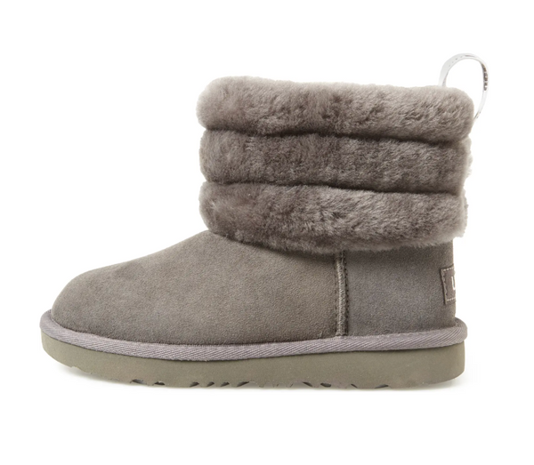 UGG KIDS FLUFF MINI QUILTED BOOT