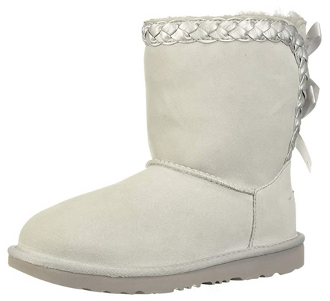 UGG TODDLER CLASSIC SHORT II BRAIDED