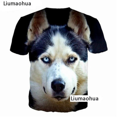 Adorable Husky Puppy T-Shirt