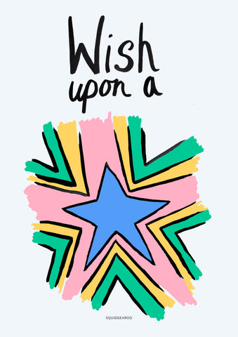 Wish Upon A Star - Bright