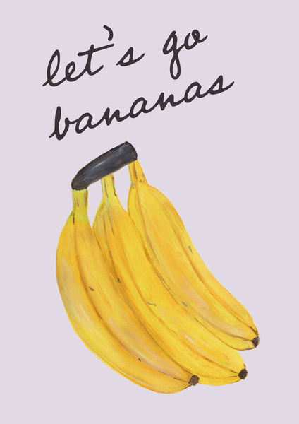 Let's Go Bananas
