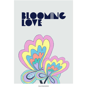 Blooming Love - Grey