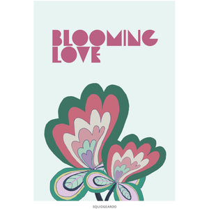 Blooming Love - Warm Tones