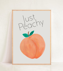 Just Peachy