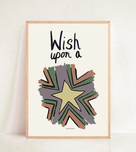 Wish Upon A Star - Earthy
