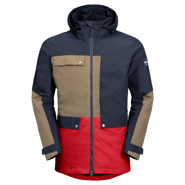 Jack Wolfskin Men's 365 Influencer Jacket