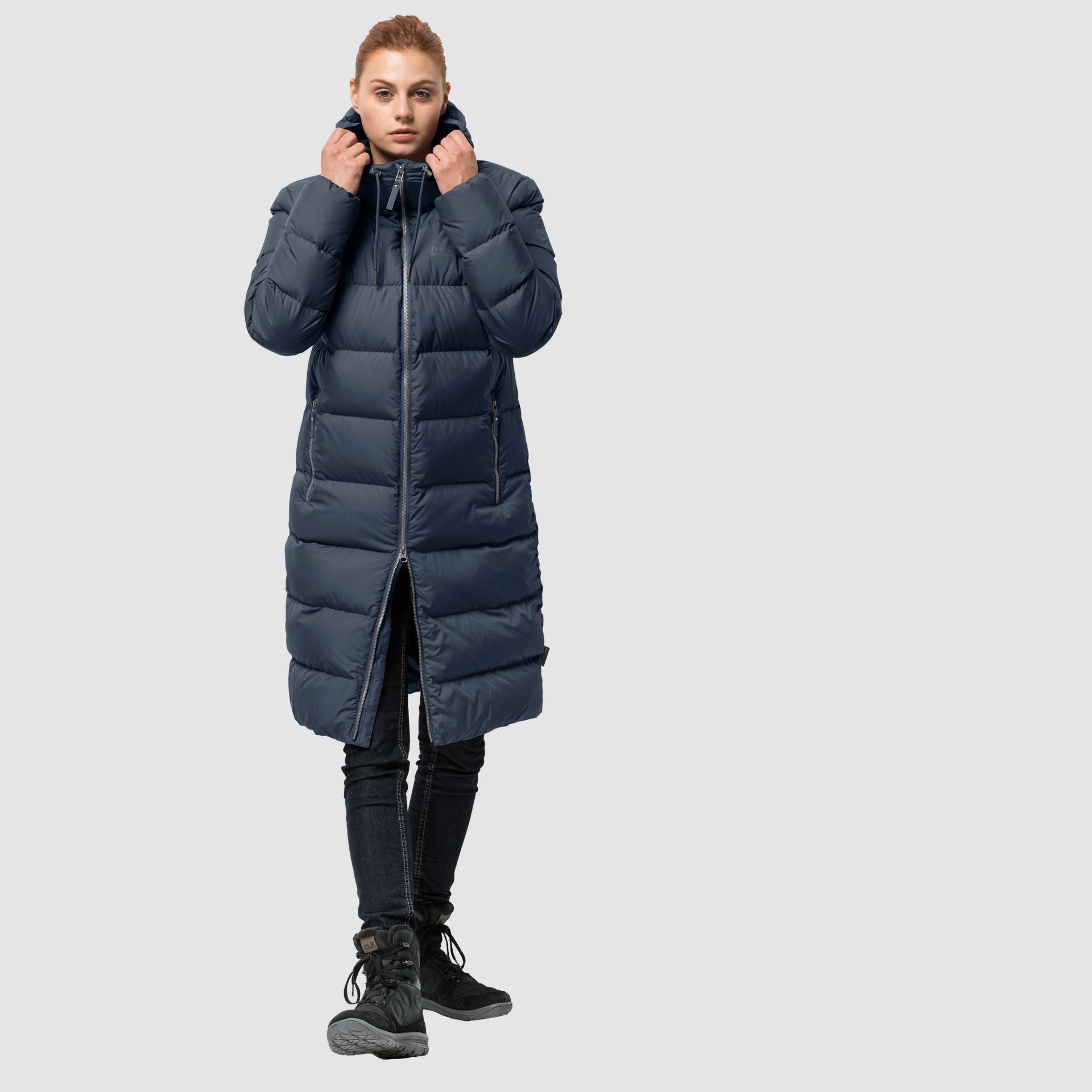 Jack Wolfskin - Crystal Palace Coat | Blue