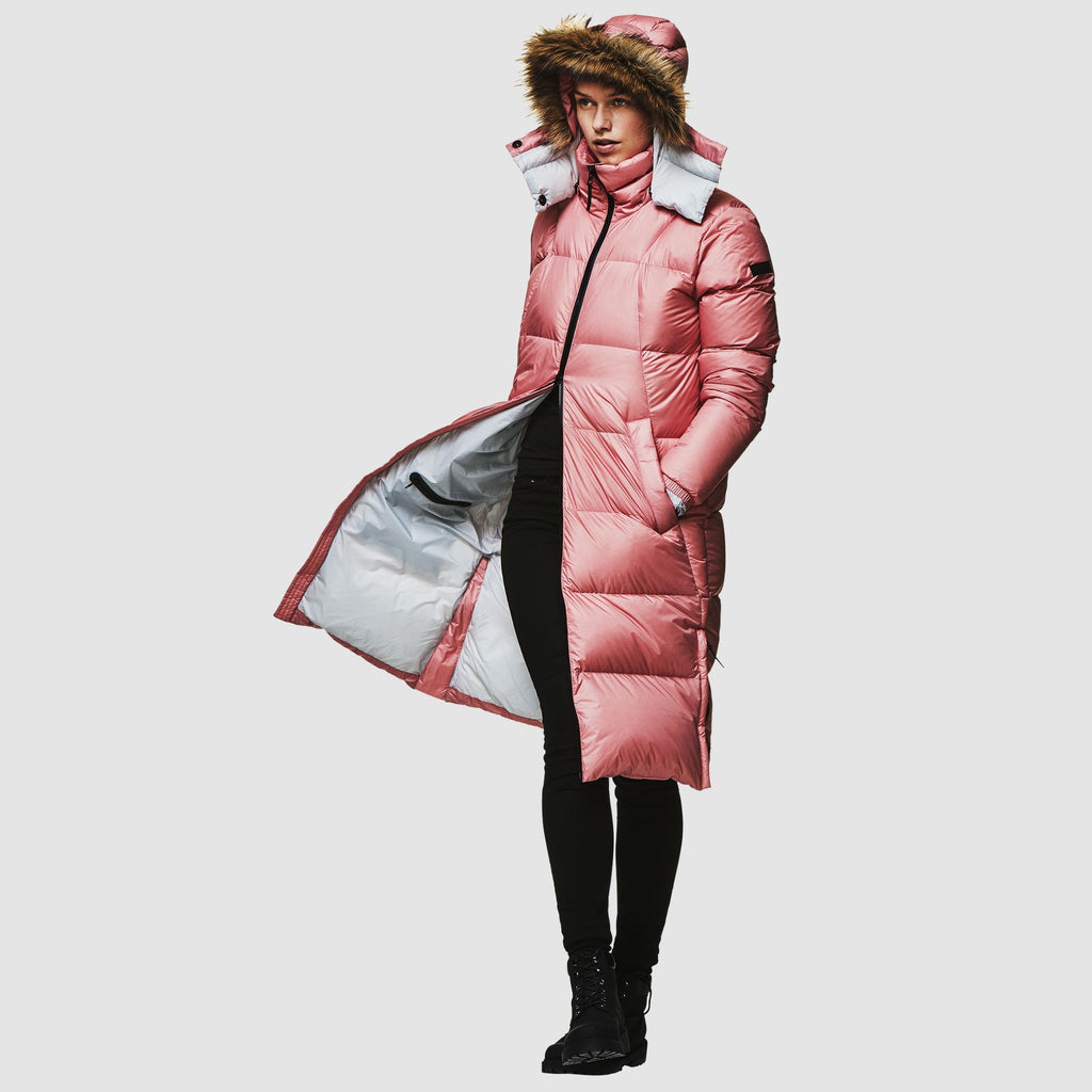 Jack Wolfskin - Techlab Manteau Coact | Quartz Rose Jacket