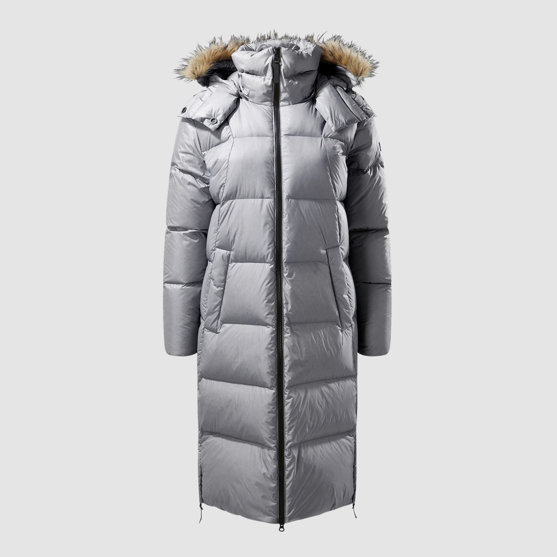 Jack Wolfskin - Techlab Manteau The Great Laks | Gray Slate