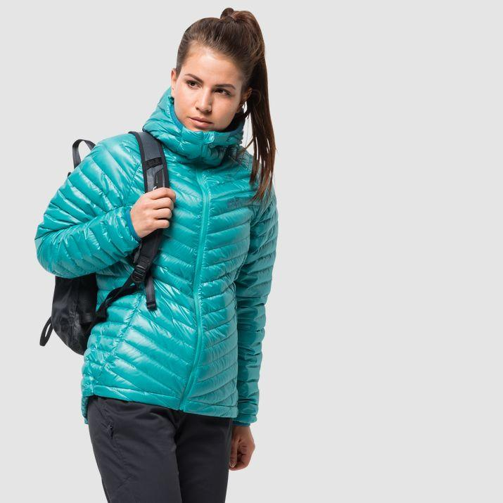 Jack Wolfskin Shop Women's Aqua Coat