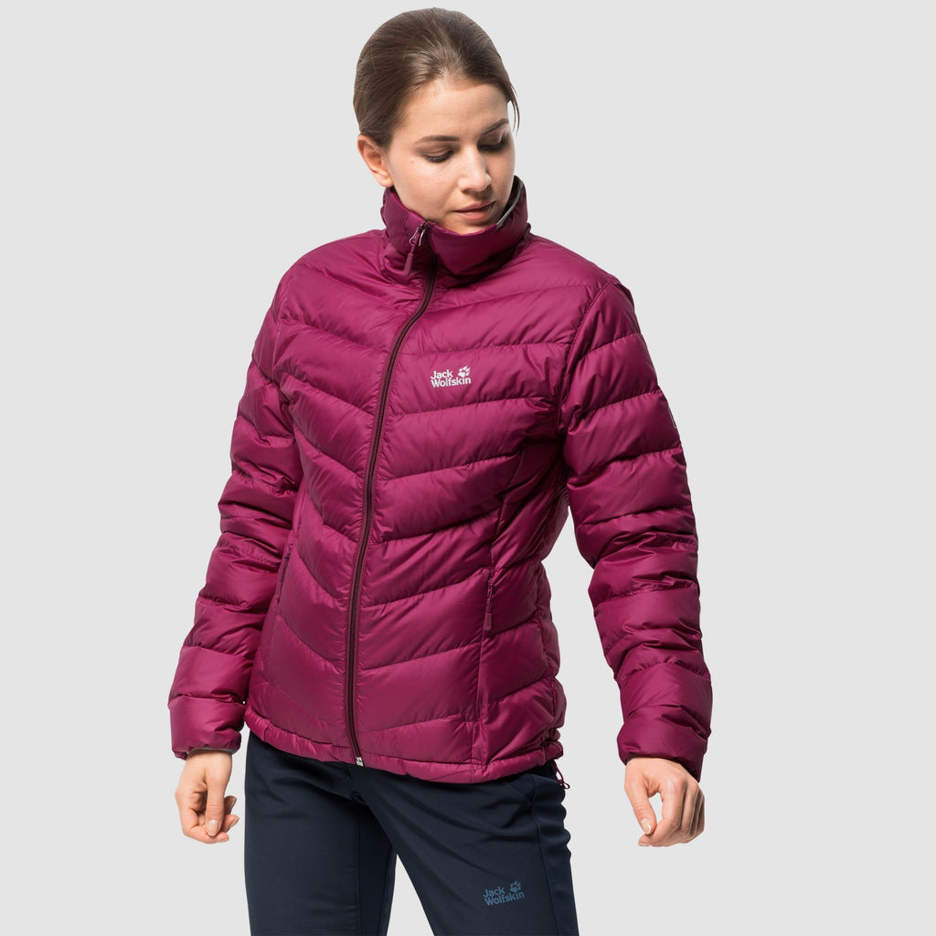 Jack Wolfskin - Women's Helium Jacket | Red