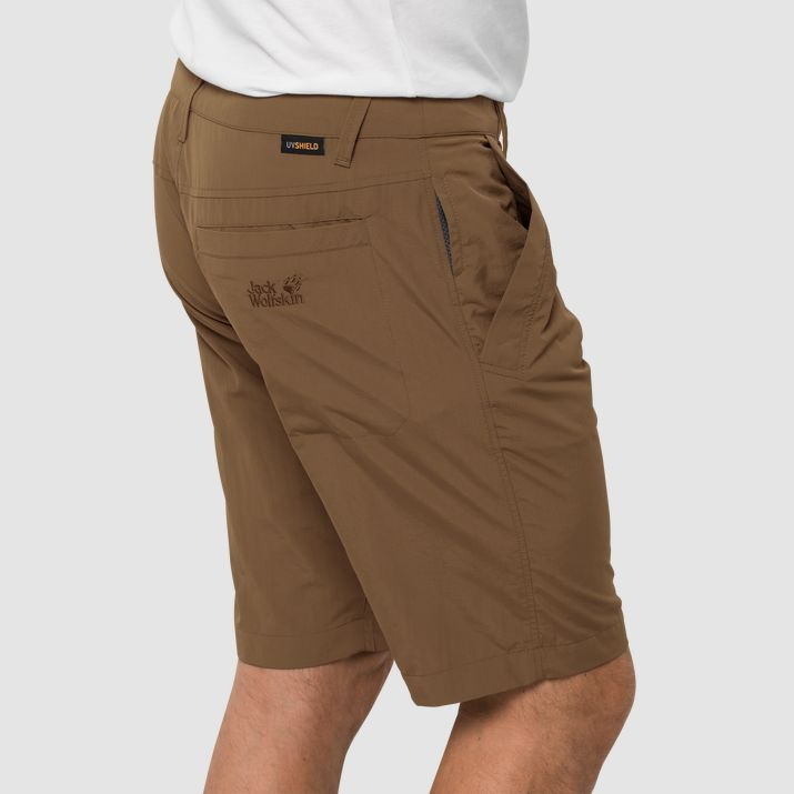 JACK WOLFSKIN DESERT VALLEY SHORTS MEN