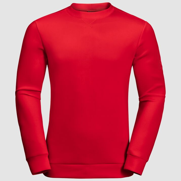 JACK WOLFSKIN | Spacer Quick Drying Fleece Sweater in Canada
