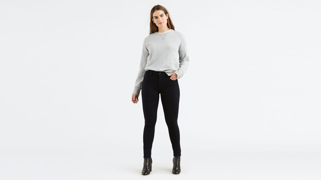 Levis Women's High Rise Skinny