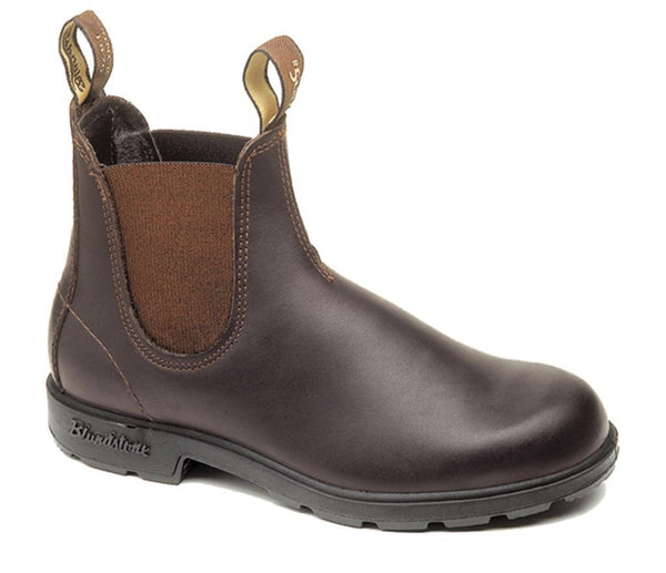 BLUNDSTONE - Stout Brown Original Shoe in Canada