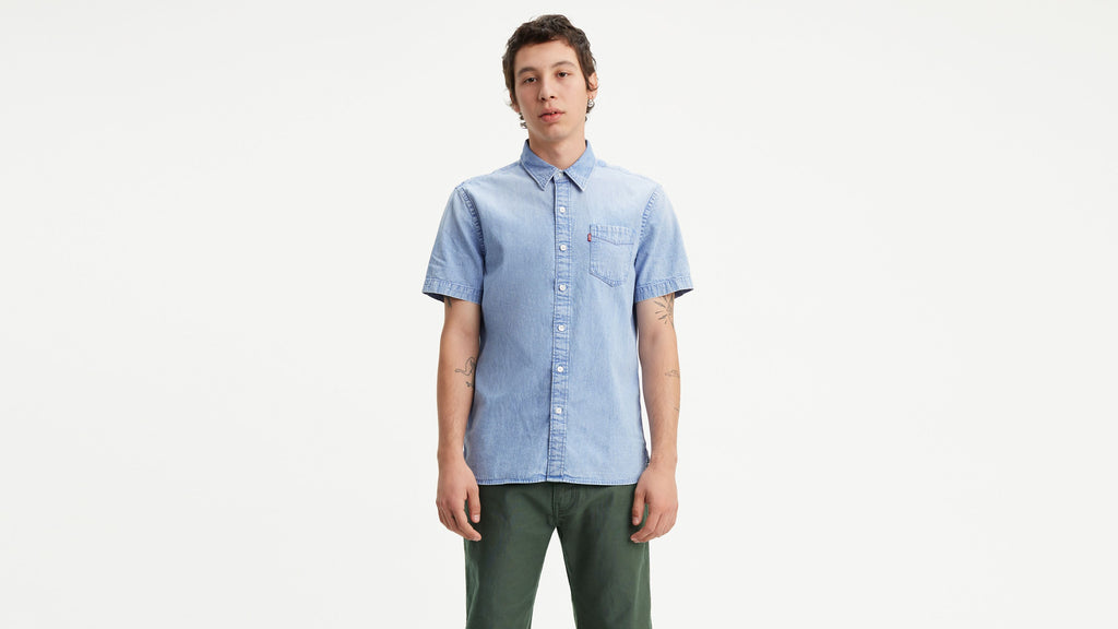 LEVIS M 65826 SUNSET PKT SHIRT