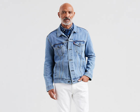 LEVIS M 72334 THE TRUCKER JACKET