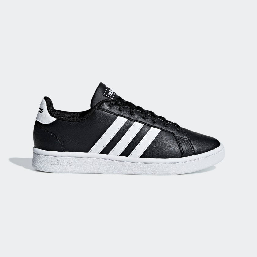 Adidas - Women's Grand Court Shoes | Black