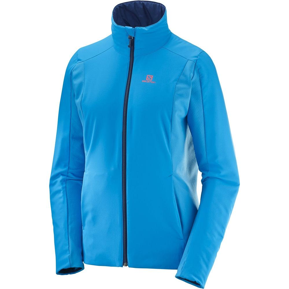 Reversible Coat Salomon Women's  Jacket Drifter Mid