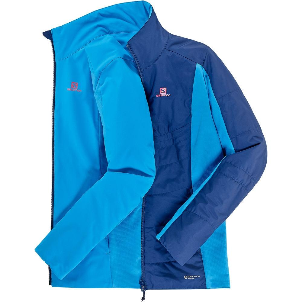 Salomon Women's  Jacket Drifter Mid