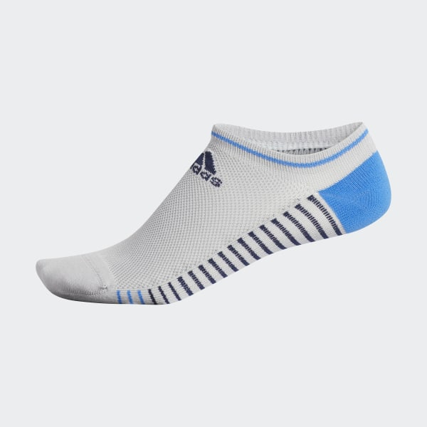Adidas W DP1633 SOCQUETTES SINGLE PERFORMANCE NO-SHOW