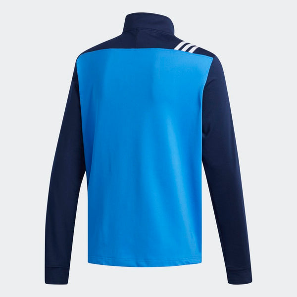 Adidas - Men's Adi 3-Stripes 14 Zip Sweatshirt