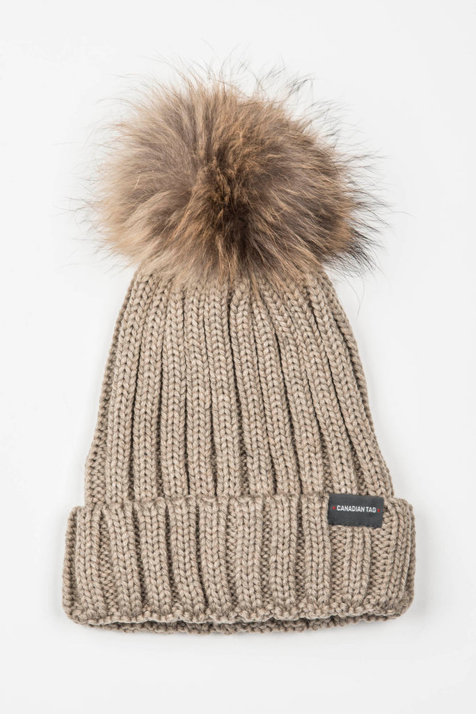 Canadian Tag Whistler Winter Hat