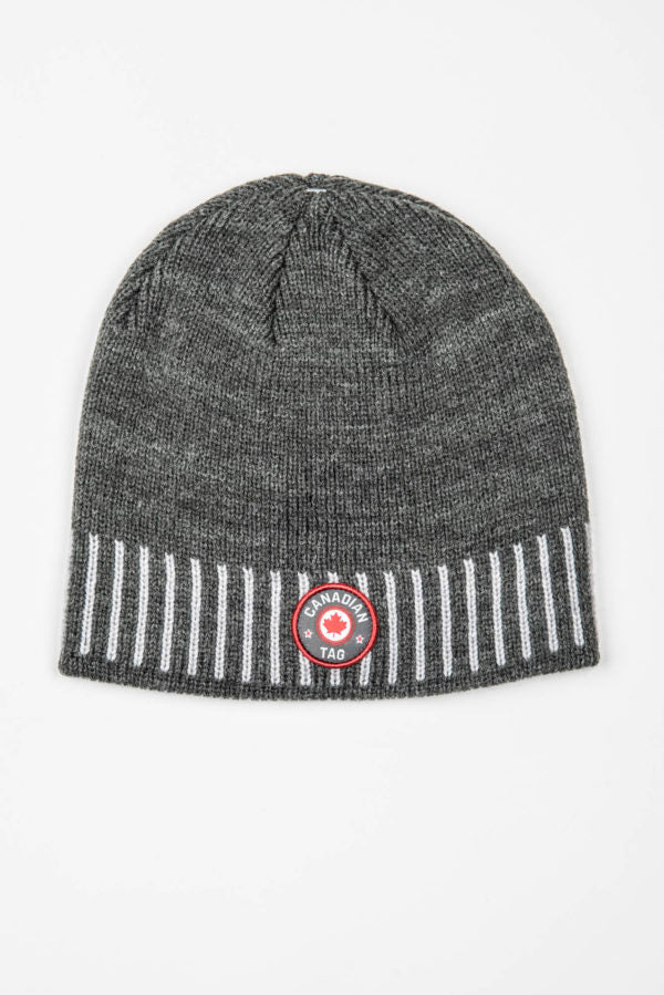 Yukon Knitted Hat | Winter Cap in Canada