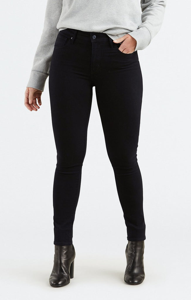 LEVIS W 721 HIGH RISE SKINNY
